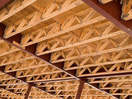 wood framing stock photo of wood frame housing construction flickr photo - Wood Framing