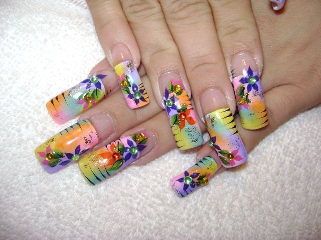 19 best nail art images on Pinterest | Nail scissors, Cute nails and ...