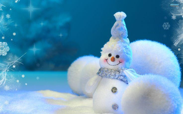 Snowman Wallpaper 4165 1024x640 px ~ HDWallSource.
