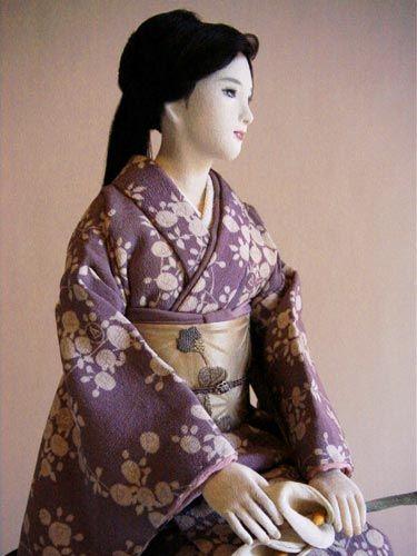 小牧多賀子 Doll Art Photo