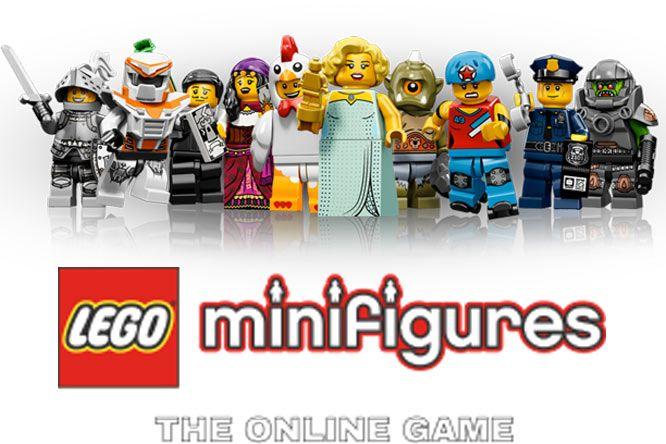 E' disponibile da oggi LEGO Minifigures Online