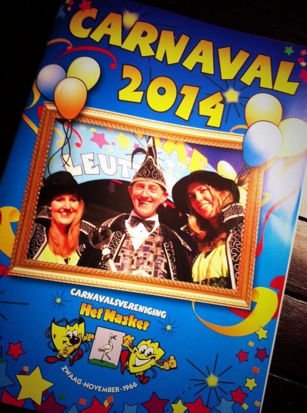 Carnaval in Zwaag 2014