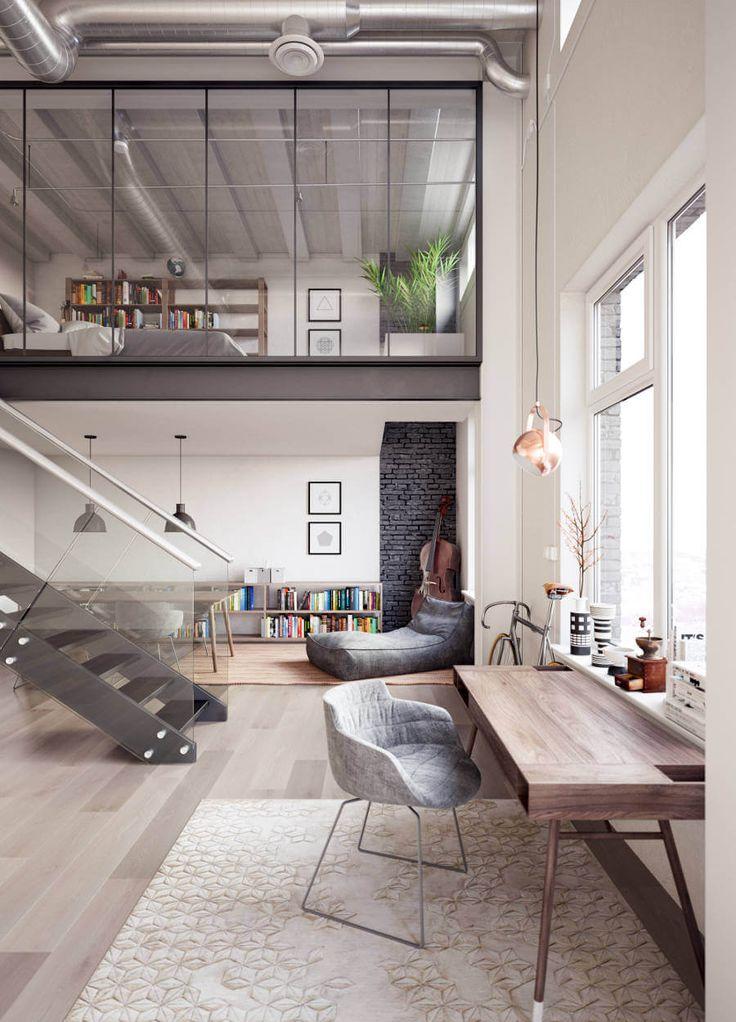 Lekko - Ściany Industrialne do Twojego wnętrza | LEKKO – Antresola