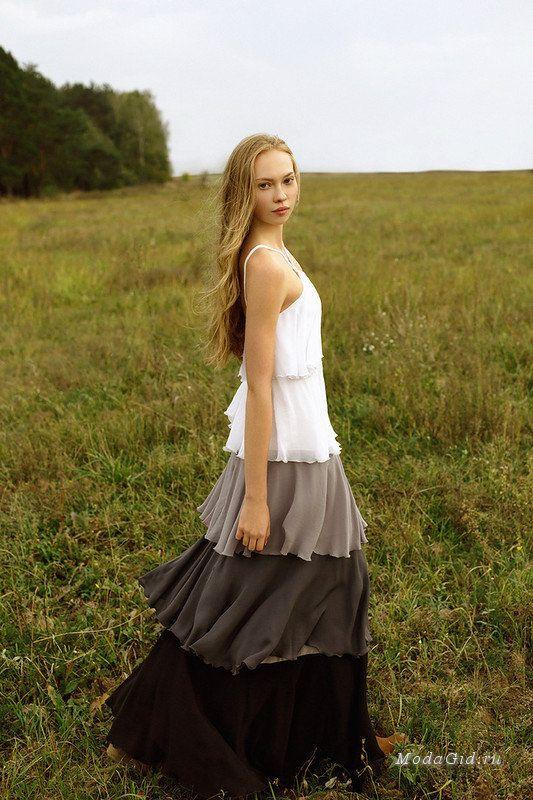 Женская мода: Yanina, весна-лето 2016