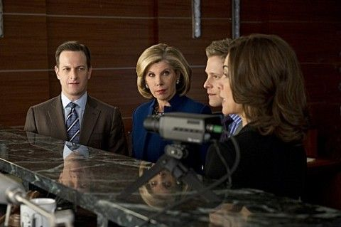 The Good Wife Season 4 Red Team / Blue Team Review!