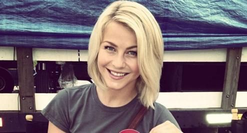 Julianne Hough in Safe Haven.  This hair is EXACTLY what I want.