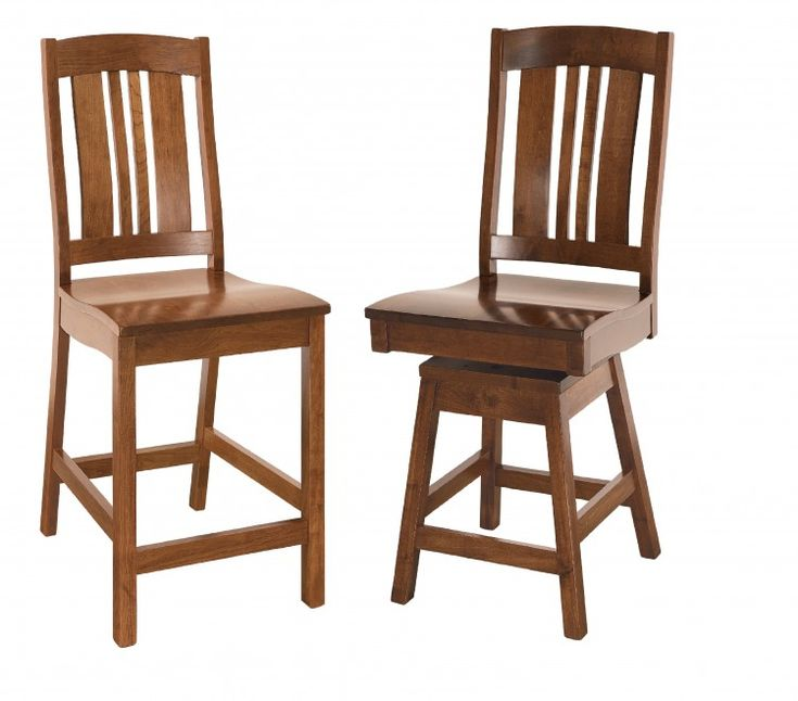 Carolina Bar Chair Dining Furniture Bar Chairs And Barstools   Amish  Furniture   We Have Over 100 Solid American Cherry And Oak Amish Furniture  Items.