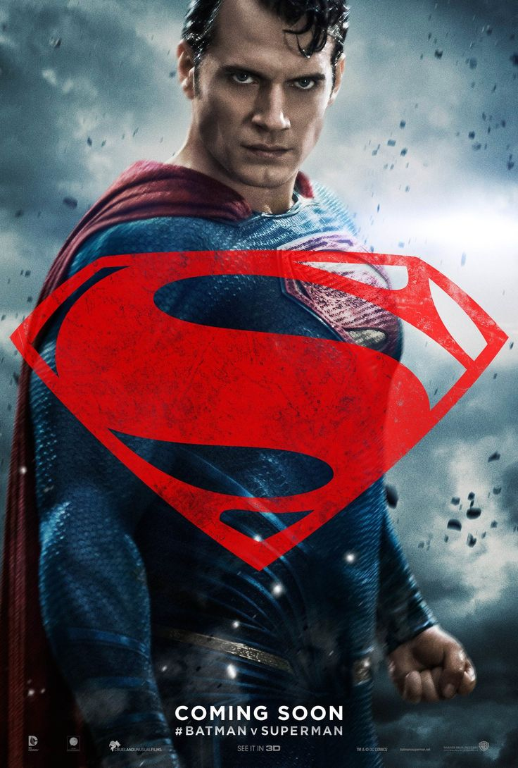 Batman v Superman: Dawn of Justice (2016) - Henry Cavill as Superman