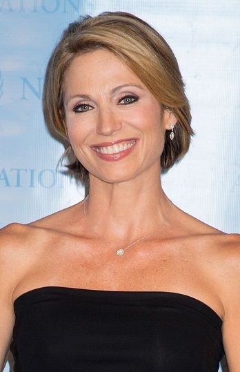 Amy Robach-Contemporary Bobs for Women Over 40 l www.sophisticatedallure.com