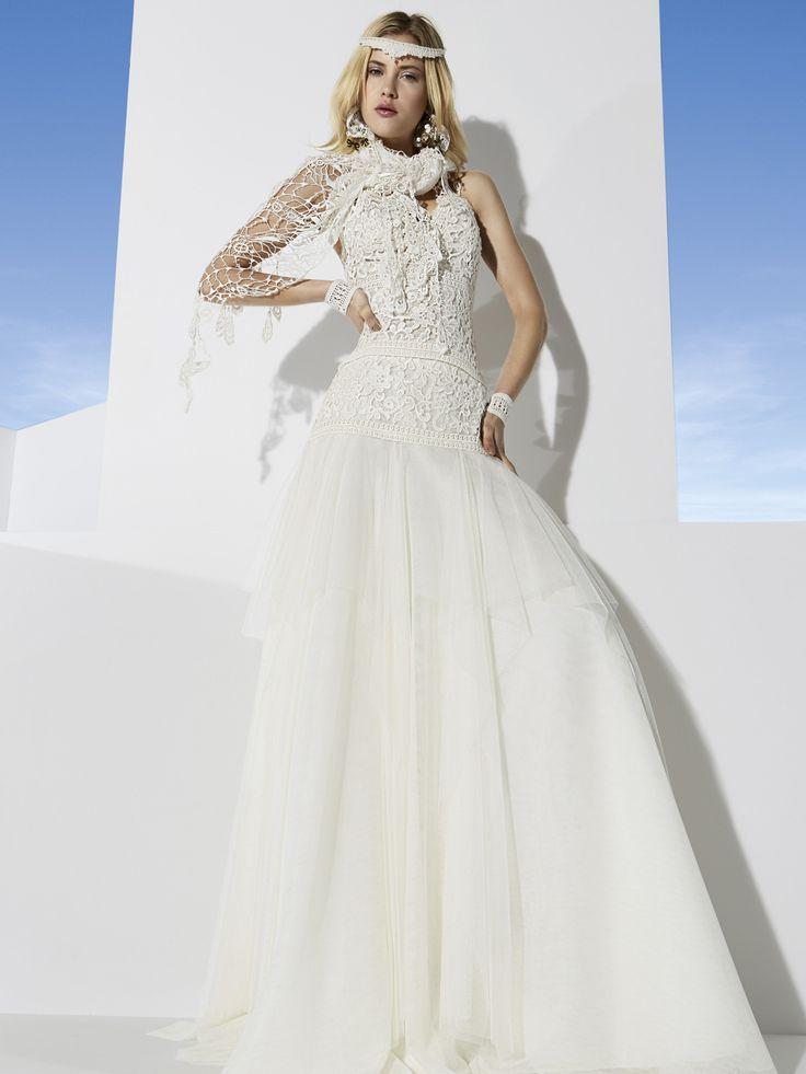 166 besten YolanCris Bilder auf Pinterest | Hochzeitskleider ...