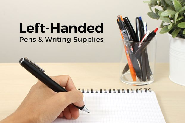Left-Handed Pens and Writing Supplies