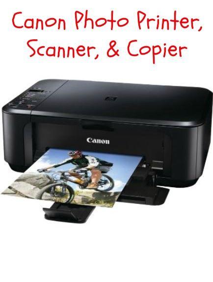 Canon Photo Printer, Scanner & Copier $39.99 (reg.$69.99)