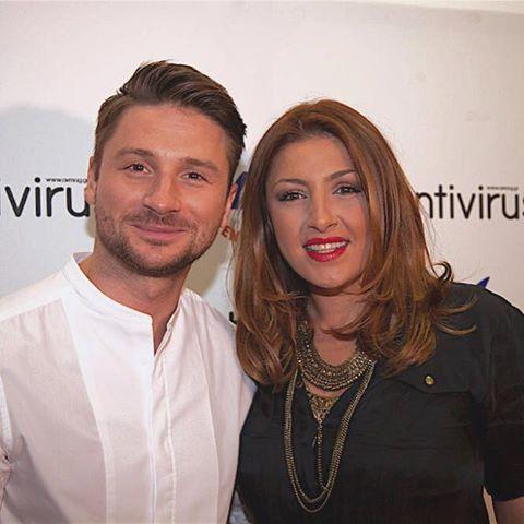 Έλενα Παπαρίζου: Συναντήθηκε με τον φετινό εκπρόσωπο της Ρωσίας στη Eurovision