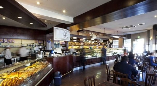 The Pasticceria Papa Cafe, Haberfield