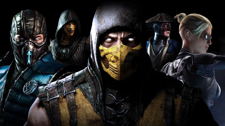 Image result for mortal kombat