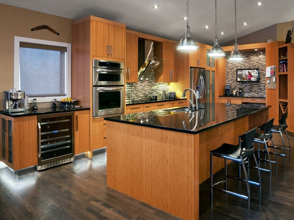 Kitchen Cabinets picture of special kitchen cabinet design top