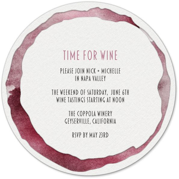 12 best images about Wine Party Invitations – Wine Tasting Party Invitation Wording