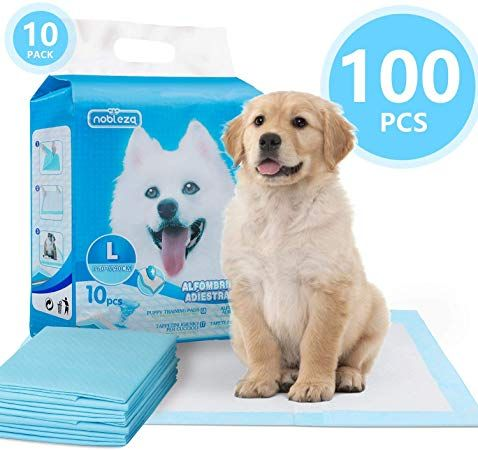 Nobleza 100 X Ultra Absorbent Puppy Training Pads Dog Toilet Pee