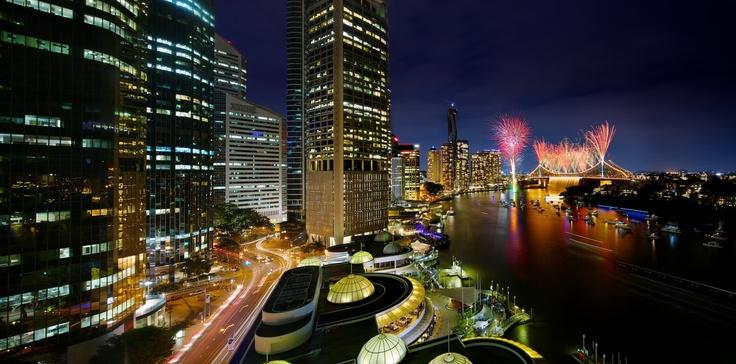 Brisbane Riverfire 2011