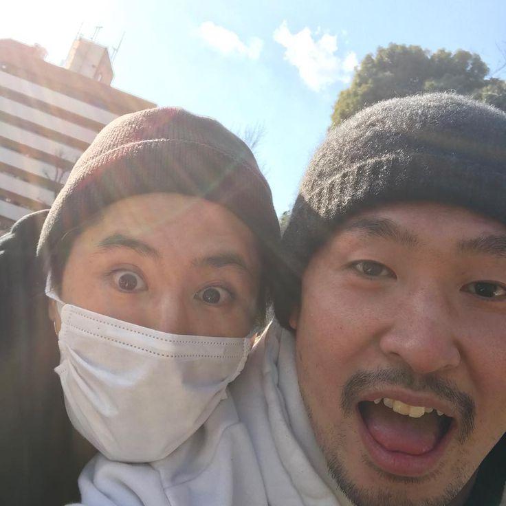 いいね!1,602件、コメント90件 ― masaさん(@masa1123g)のInstagramアカウント: 「バカたいバカ 東京で芝生で遊ぶw」