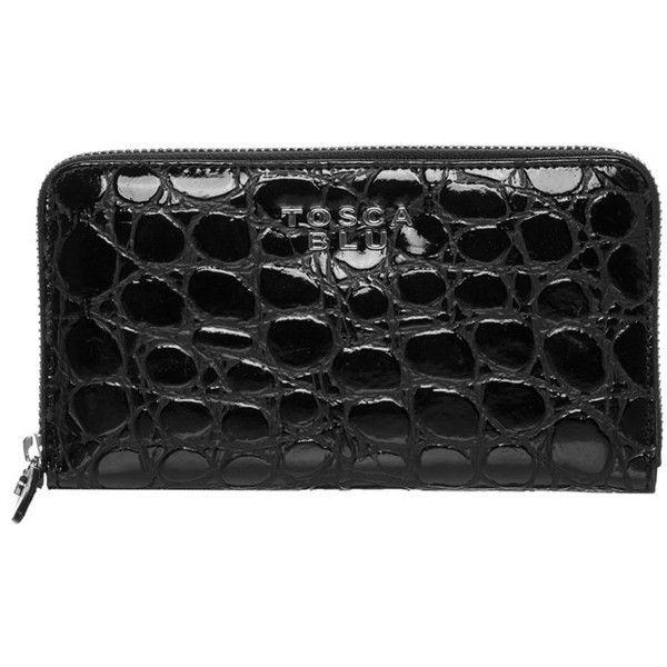 Tosca Blu Wallet ($140) via Polyvore