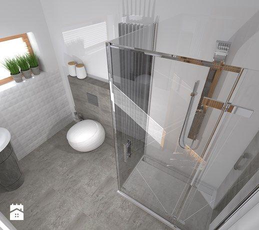 Łazienka styl Nowoczesny - zdjęcie od 2kprojekt