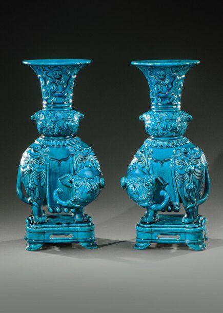 pair of theodore deck vases pottery pinterest decks and vases. Black Bedroom Furniture Sets. Home Design Ideas