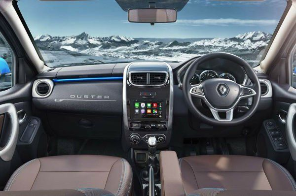 New Renault Duster 2019 Interior In 2020 Renault Duster New Renault Renault