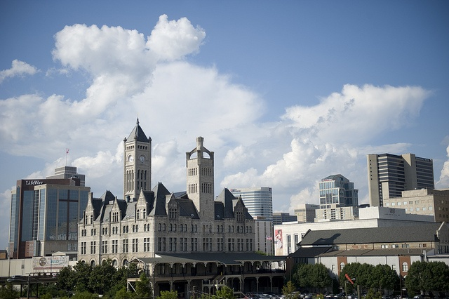Union Station by Vanderbilt University, via Flickr