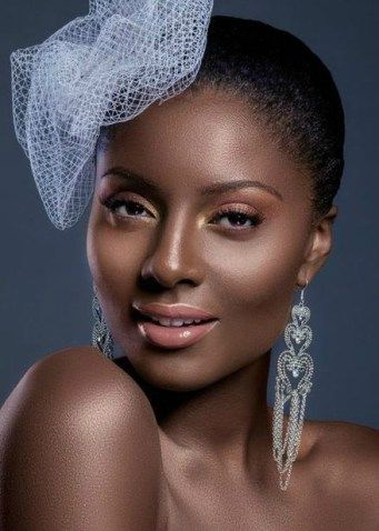 Maquiagem para noivas pele morena e negra 2