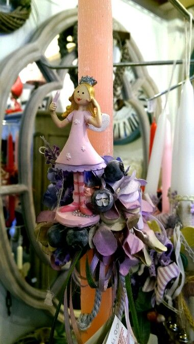 Πασχαλινές λαμπάδες & διακοσμητικά κατάστημα mánia | Πυλαρινού 37, Κόρινθος https://www.facebook.com/mania.korinthos #Πάσχα #mánia #Korinthos #shopping