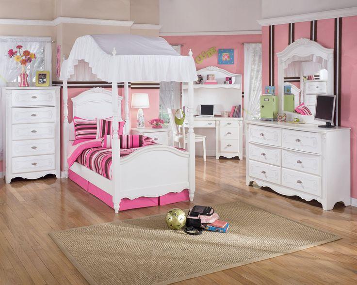 kid bedroom stripe pattern and white bedroom furniture set theme inside girls bedroom sets 20 Romantic and Modern Ideas for Girls Bedroom Sets