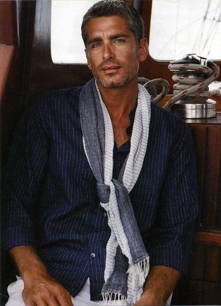 Laurence Nicotra, Model