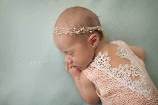 Pagliaccetto neonato pizzo  Vestito  neonato di EliseDeanneDesigns