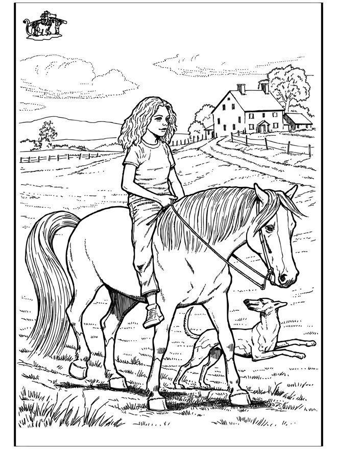14 best Horse Colouring Pages images on Pinterest Horse, Coloring - best of welsh pony coloring pages