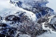 McMurdo Station in Antarctica... My father was stationed here, and I would love to see it for myself.