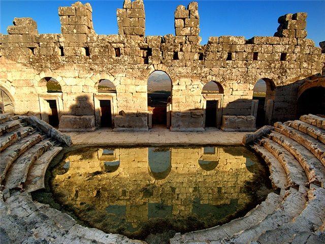 Kibyra Antik Kenti - Kültür ve Turizm Bakanlığı Türkiye Kültür Portalı