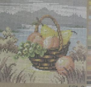 The Florentine Collection 551-6 Needlepoint Canvas