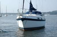 Morgan 33 Out Island Sailboat.  This sturdily built sailboat was designed for long distance sailing for the Bahamas.  Call Patty for more information at 631 896 6212.