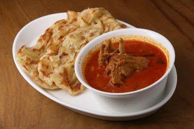 Roti Cane ( Maryam ) | Hidangan Nusantara | Hidangan Nusantara Favorit | Hidangan Nusantara Terpopuler