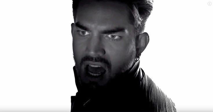 """Adam Lambert has proven to be the king of dramatic pop music and videos, and his latest vid for """"Ghost Town"""" is no exception.The official music video for the American Idol alum's new single is entirely black and white, and it exposed Lambert more than he's used to."""
