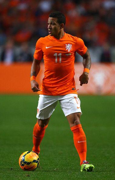 Dutch World Cup 2014 kit - Memphis Depay