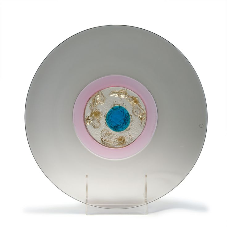 auction 119B - Tapio Wirkkala. 'Omaggio a Tapio Wirkkala' decorative plate, 1970.