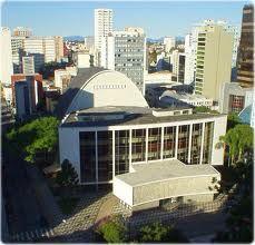 Teatro Guaíra - Curitiba Brasil