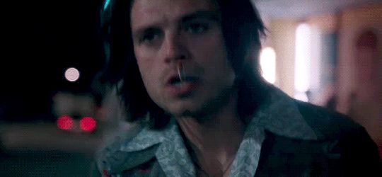 Sebastian Stan in I'm Dying Up Here
