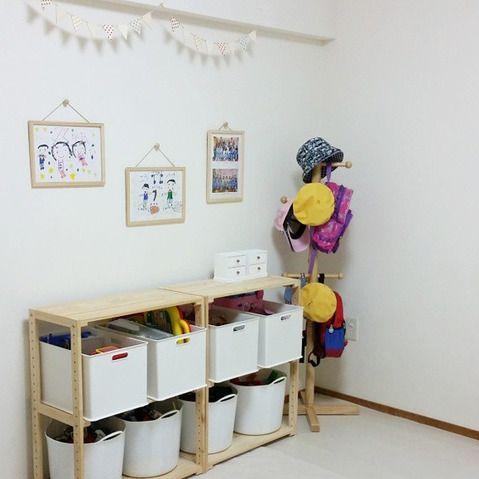 楽しくお片付け!100均グッズのおもちゃ収納術で子供部屋をスッキリ整頓!(2/2) - M3Q - 女性のためのキュレーションメディア