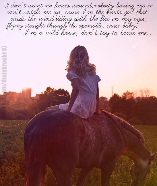 """Wild Horse""- Raelynn"