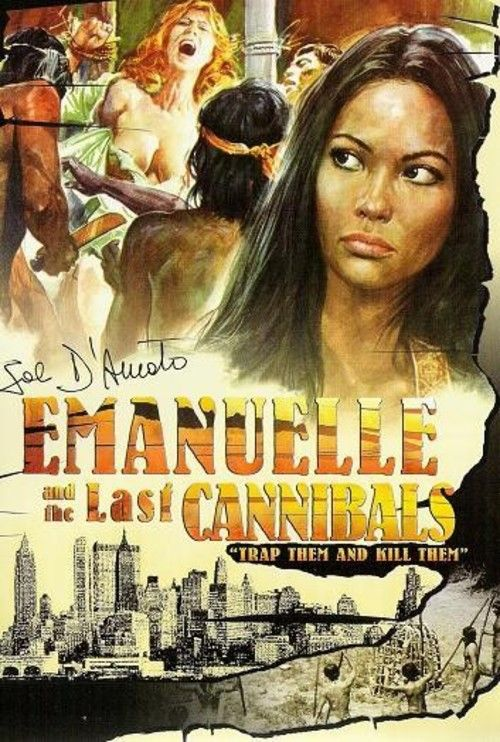 Watch Emmanuelle and the Last Cannibals (1977) Full Movie Online Free
