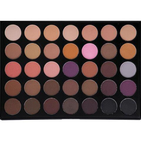 35 color matte palette - PRO MAKEUP PALETTES | Morphe Brushes