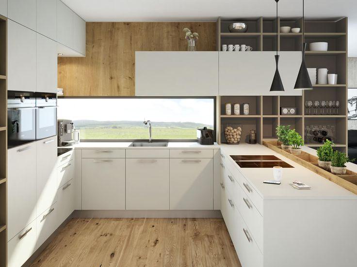F Joss SA - Exemples du0027agencements - Marin-Epagnier Cuisine EWE - team 7 küchen abverkauf